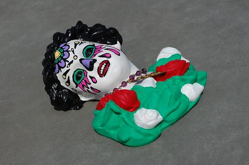 Sugar Skull Angel