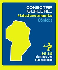 Provincia de Córdoba. Conectar Igualdad 4 AÑOS