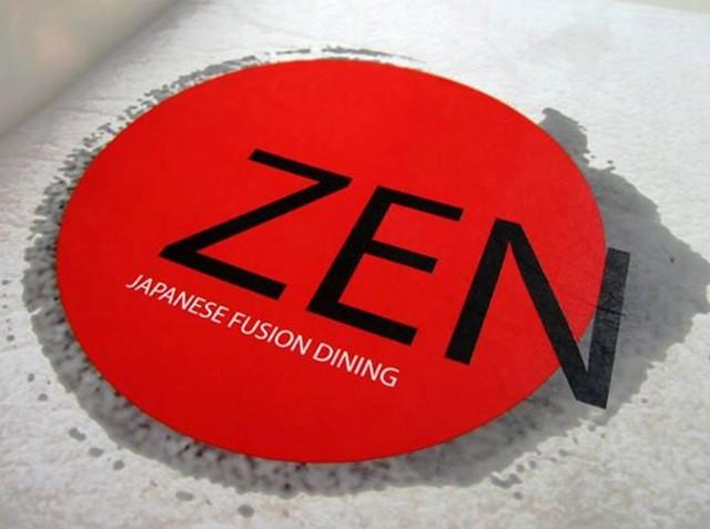 Zen - menu