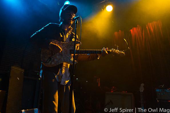 Holy Water @ Slim's, SF 4/12/14