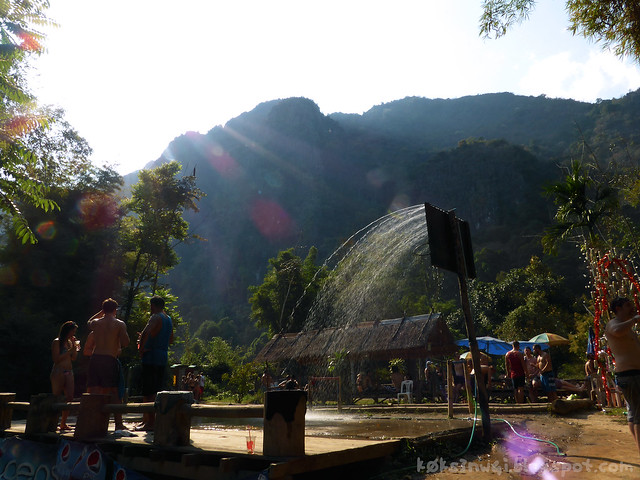 Vang Vieng Tubing 05 Second Bar's Backdrop