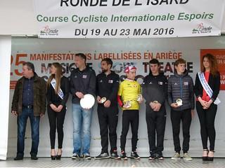 Le TEAM Lotto Soudal remporte le classement par équipe
