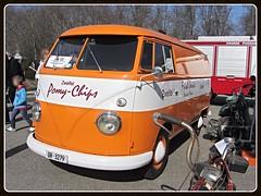 VW Combi T1, 1963 _ Zweifel Pomy-Chips