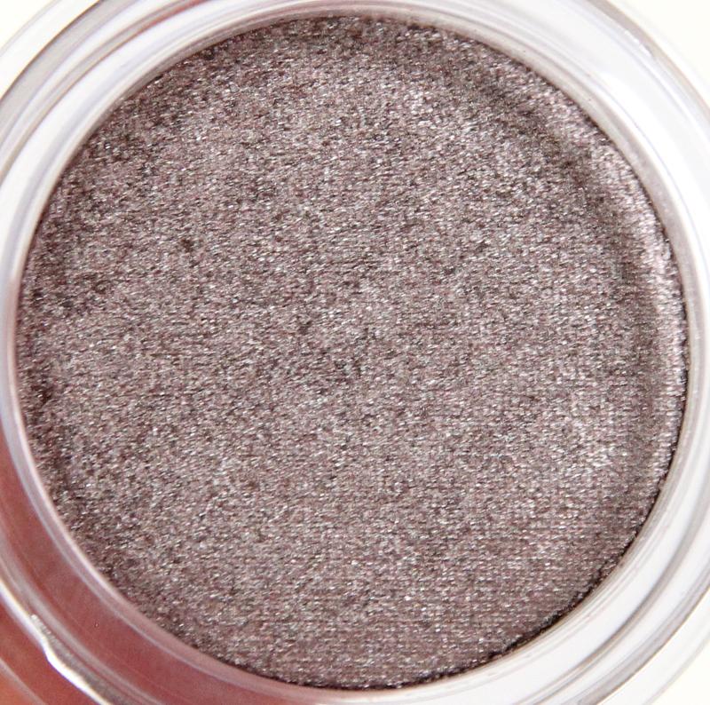 Clarins 07 silver plum Ombre Iridescente eyeshadow1