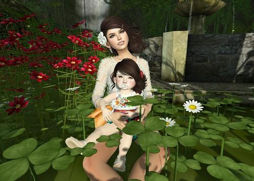 Payton & Lolita Oleander