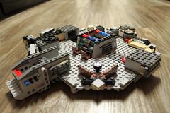 Lego Star Wars - Millennium Falcon 25% Complete
