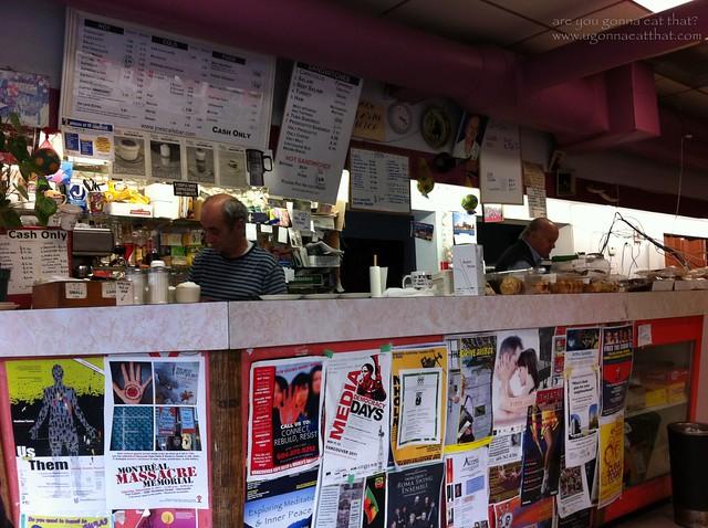 Joe's Cafe, Vancouver