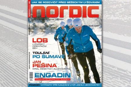 NORDIC 20 o běžeckém lyžování právě v prodeji