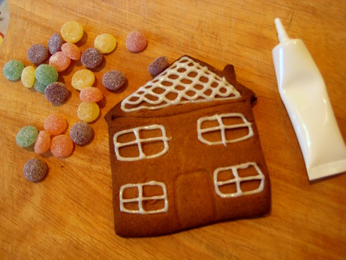 gingerbread houses for children