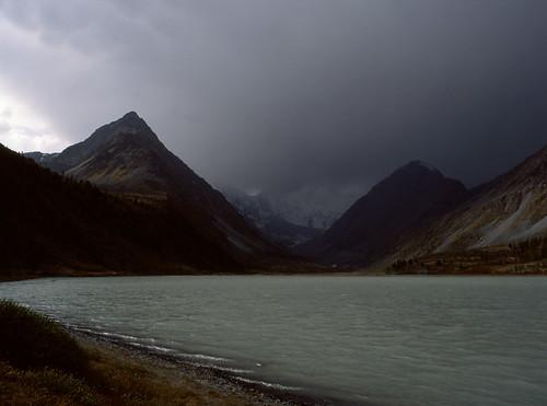 storm mountains 120 mamiya film analog landscape siberia altay akkem mamiya645afd beluha