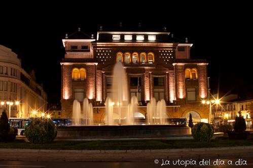 Fuente de Santo Domingo by irma.basarte