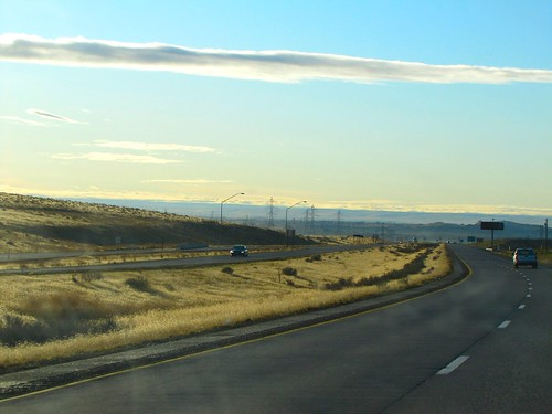 freeway landscape