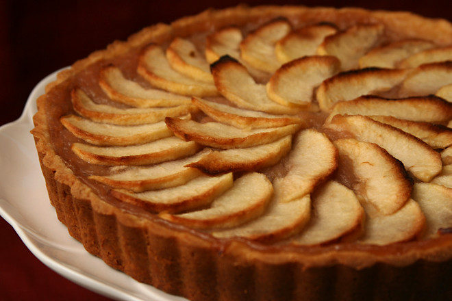 normandy apple tart 7