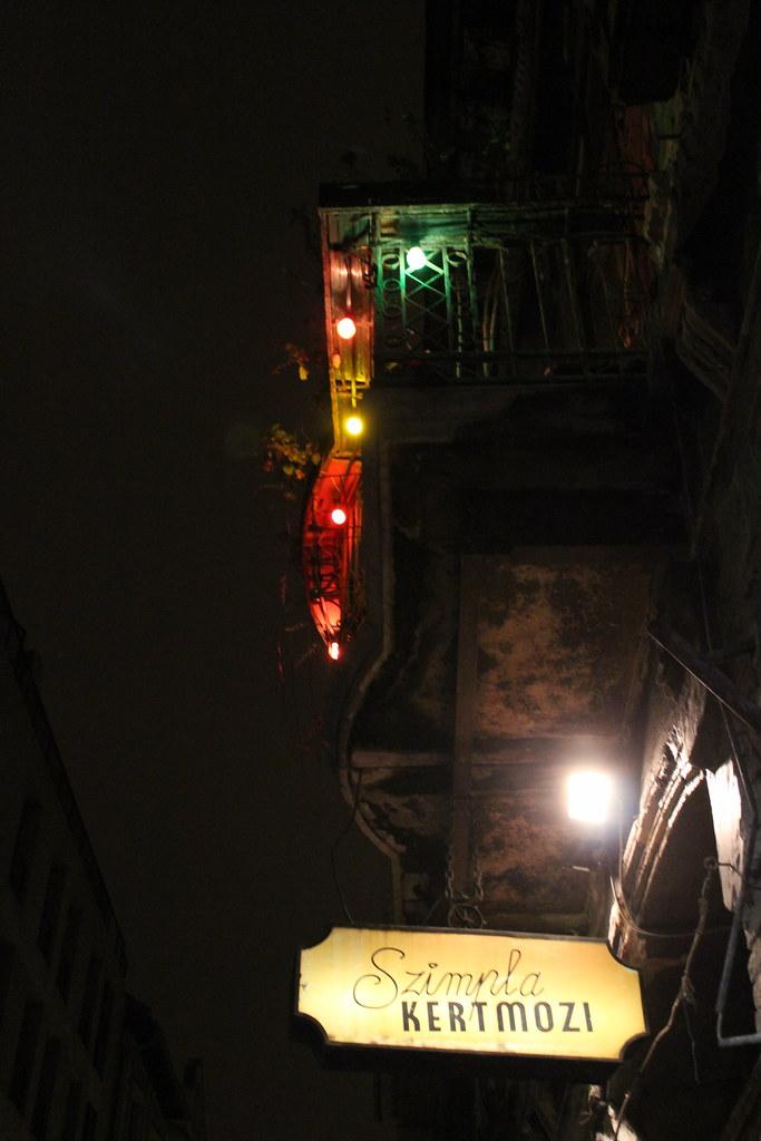 Szimpla Kert, Budapest