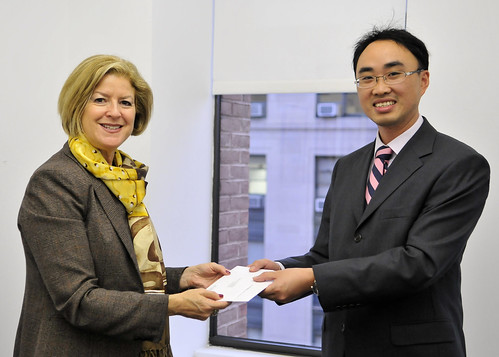 China Donates Funds to OAS for Programs on Peace Promotion, Scholarships, and Protection of Children