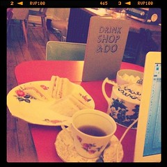 tea @ drink shop & do
