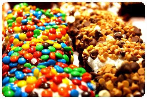 boston quincy market brownies