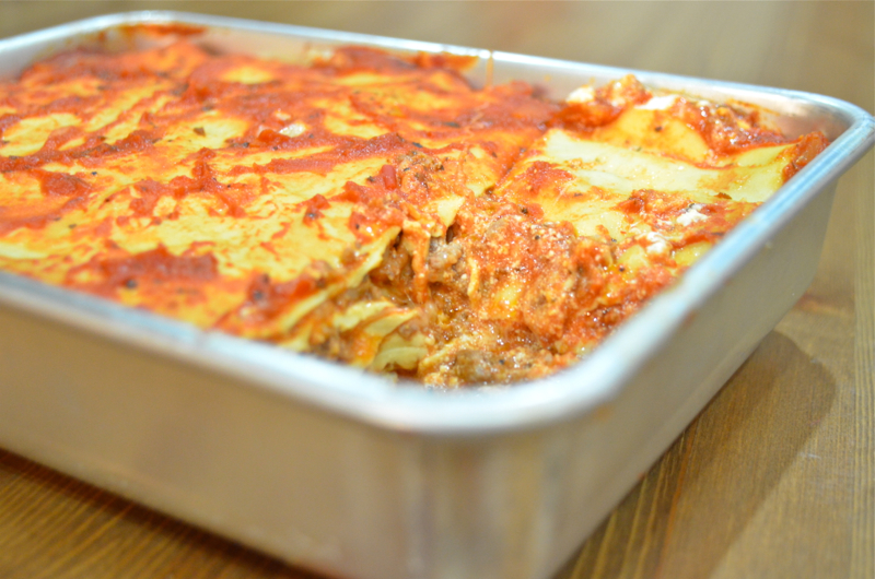 Holiday Lasagna
