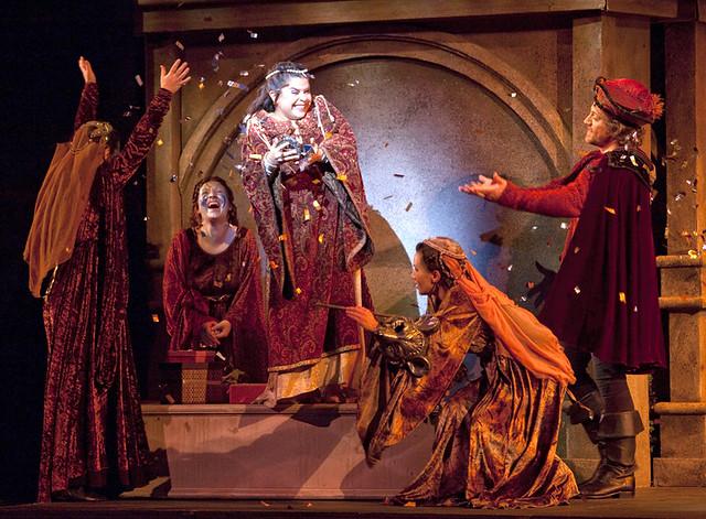 Vancouver Opera Romeo et Juliette