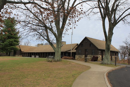Dickey Ridge Visitor Center