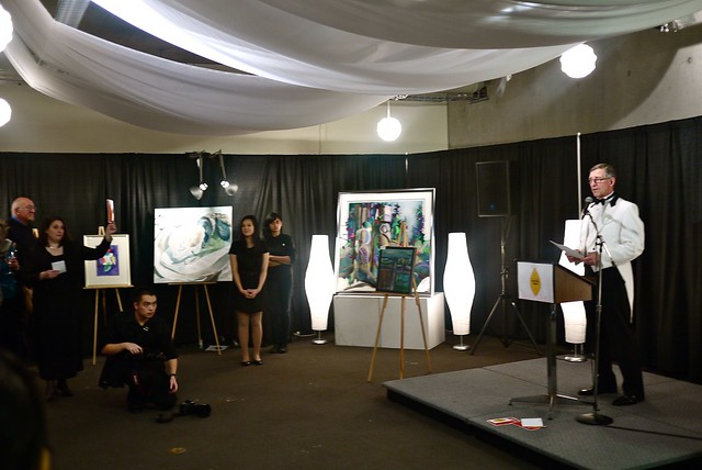 Langara College | Art-fully Yours Art Auction