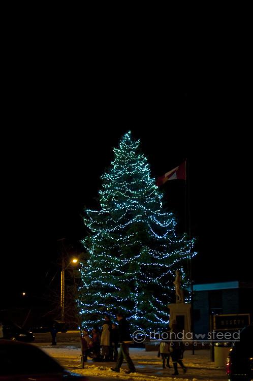 Old Time Christmas Tree