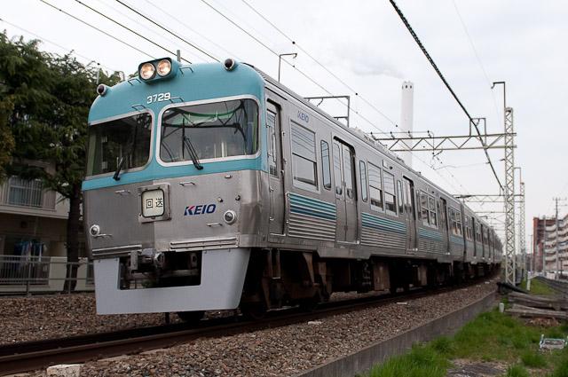 京王電鉄井の頭線3000系 3029F  0403