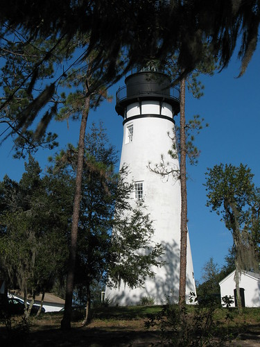 Amelia Island Lighthouse 4 Fernandina Beach FL