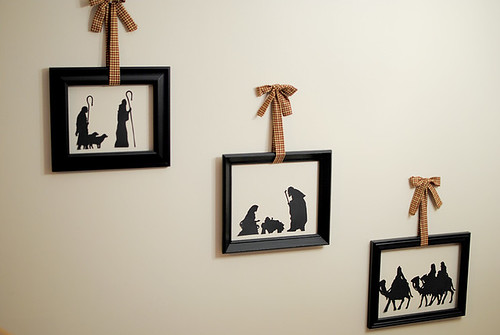 Nativity Wall Decor