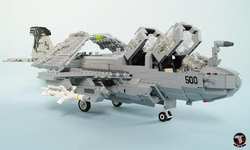 EA-6B Prowler of VAQ-141 Shadowhawks (5)