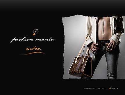 Flash site 24667 Fashion mania