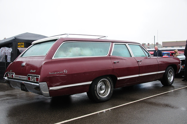 Chevrolet Impala Station Wagon 1967 Flickr Photo Sharing