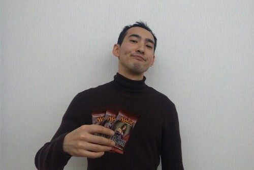 LMCextra - Modern #11 Champion : Harada Masao