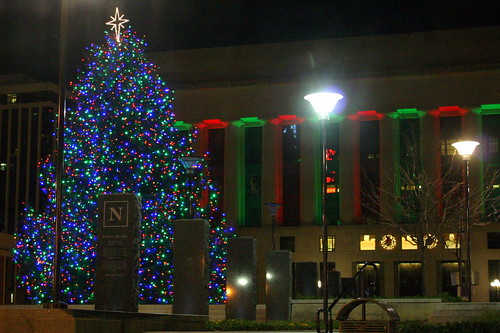 Nashville's Christmas Tree 2011