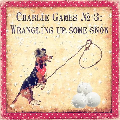 Wrangling Charlie