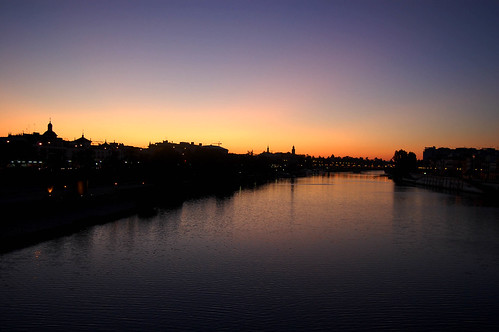 sunrise river seville