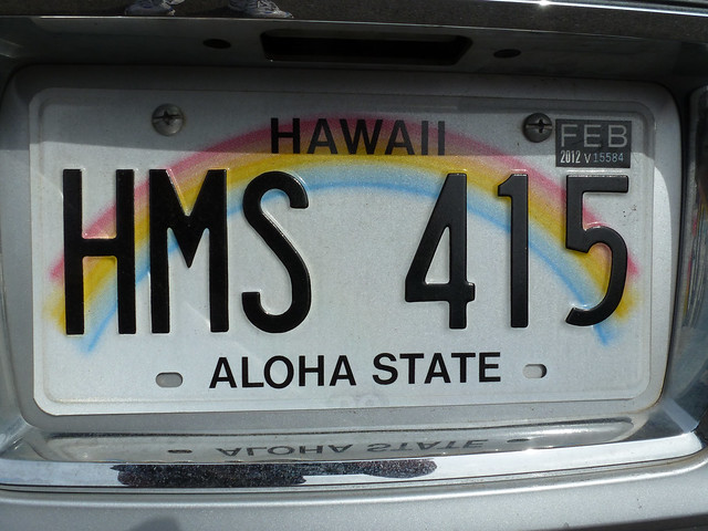 Header of Aloha State