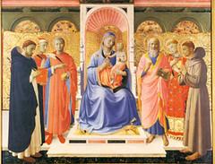 Beato Angélico (1435), Museo de San Marcos, Florencia