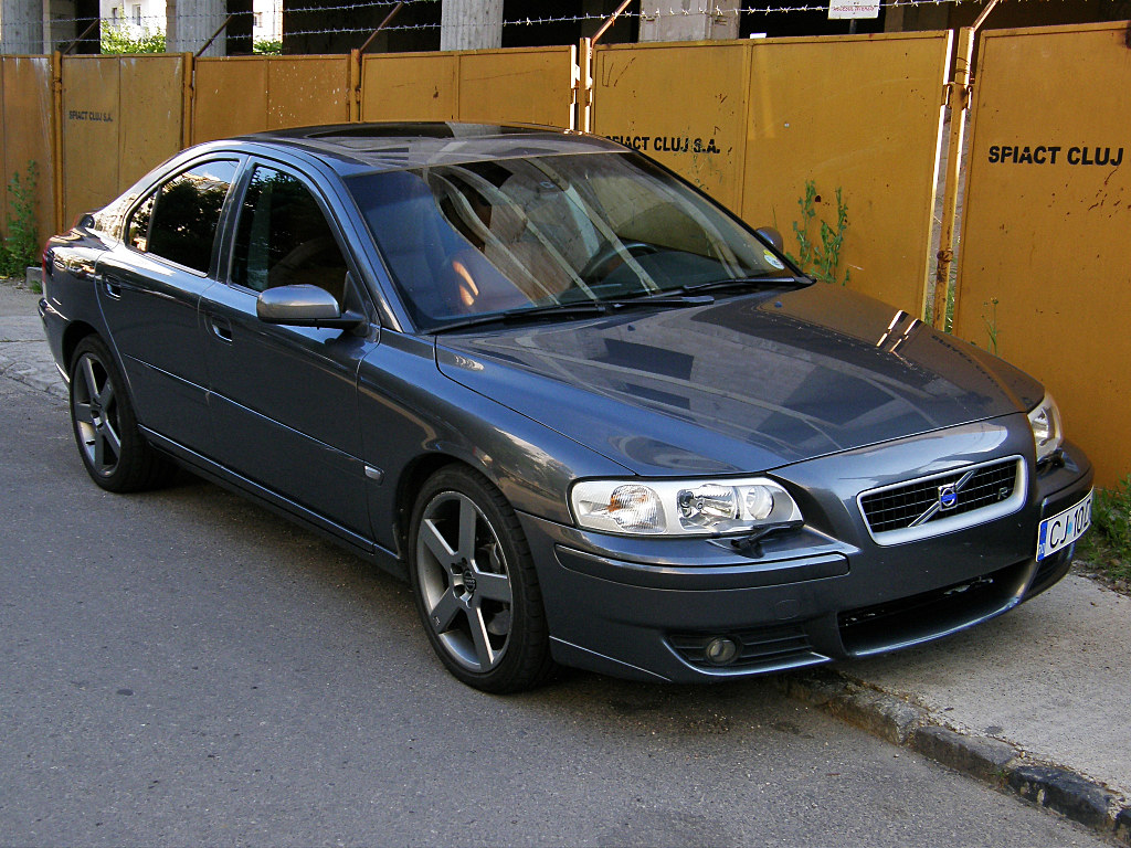 Volvo S60 R A Nice Looking S60 R Very Rare These Volvo R