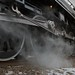 Union Pacific Steam Engine 844 Up Close by DennyMont