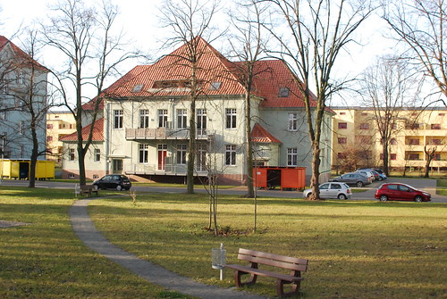 ehemalige Encke-Kaserne