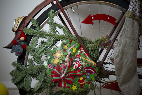 The Copenhagenize / Cycle Chic Christmas Bicycle