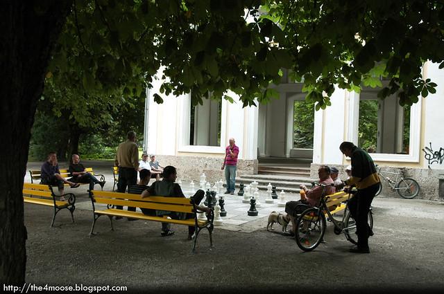 Hofgarten, Innsbruck