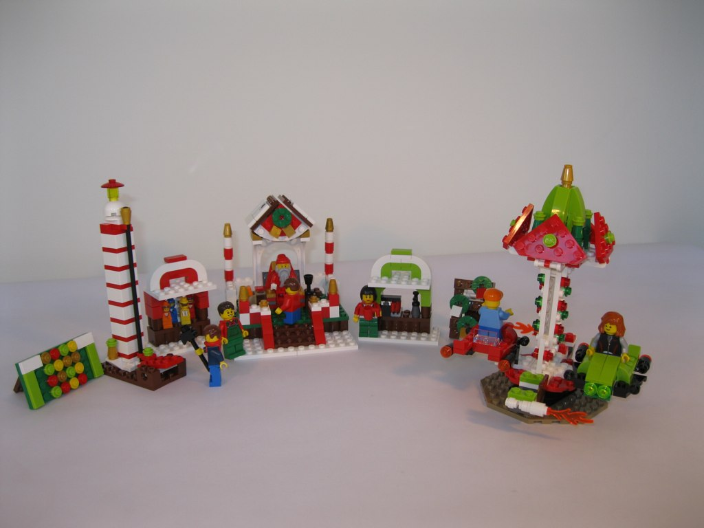 Lego Holiday Fun Fair