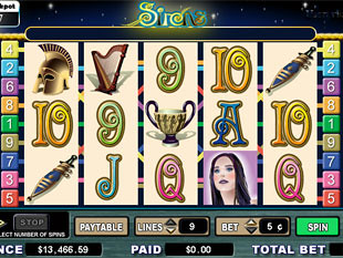 Sirens slot game online review