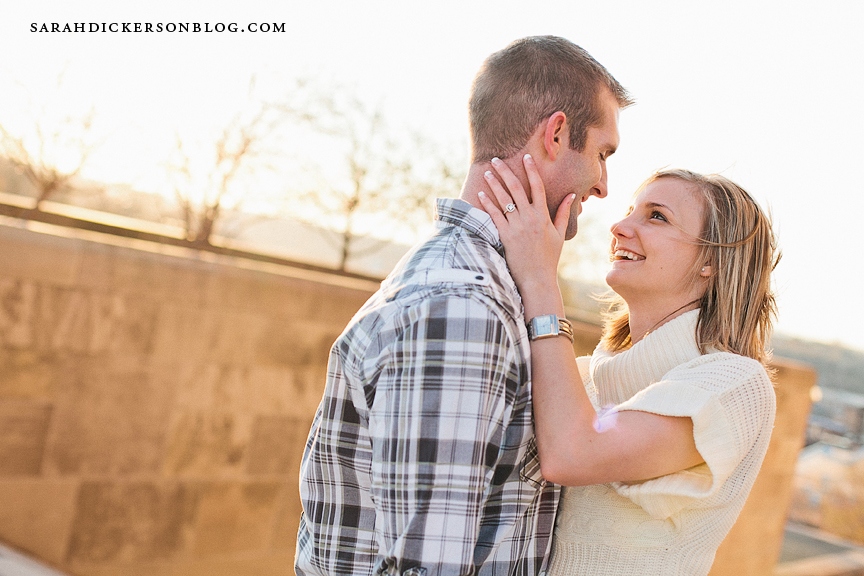 Liberty Memorial Kansas City engagement photographers