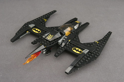 6863 Batwing Battle Over Gotham City - Batwing 2