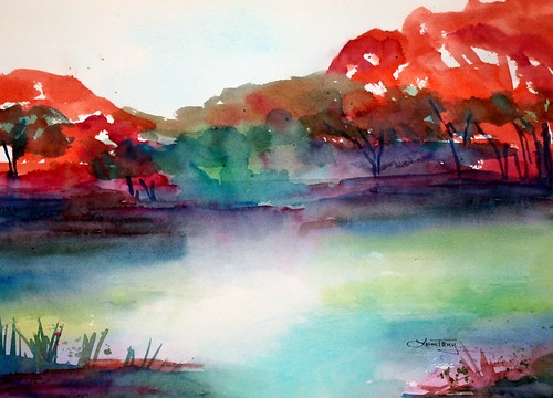 mystic river II