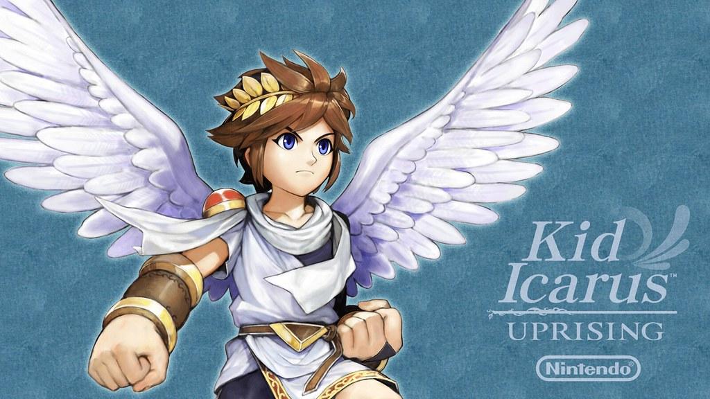 Kid Icarus chega para 3DS em 2012