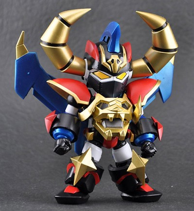 Fewture ES Alloy Gaiking the Great